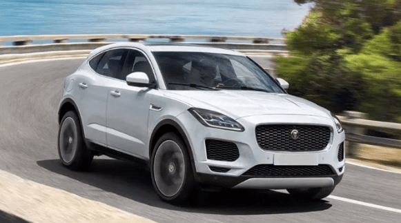 2020 Jaguar E Pace Owners Manual Release Date