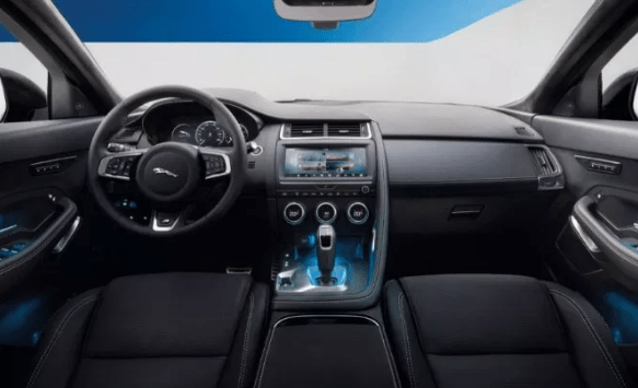 2020 Jaguar E-Pace Interior