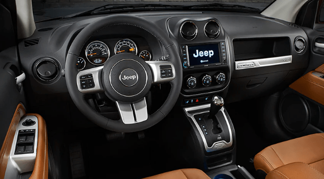 2015 Jeep Compass Interior and Redesign