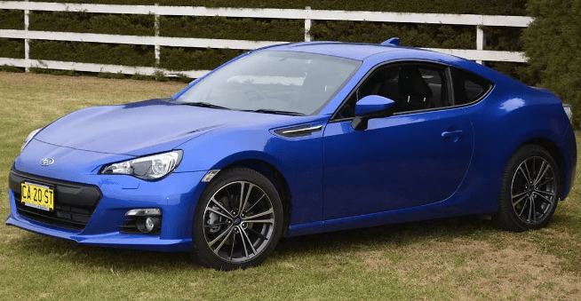 2015 Subaru BRZ Owners Manual