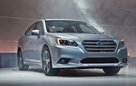 2015 Subaru Legacy Owners Manual