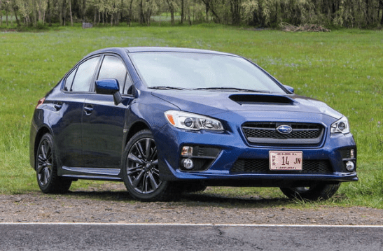 2015 Subaru WRX Owners Manual