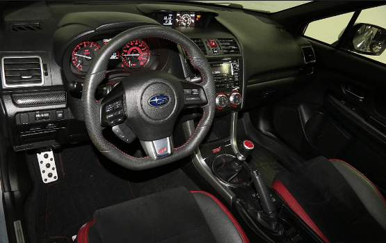 2015 Subaru WRX STI Interior and Redesign