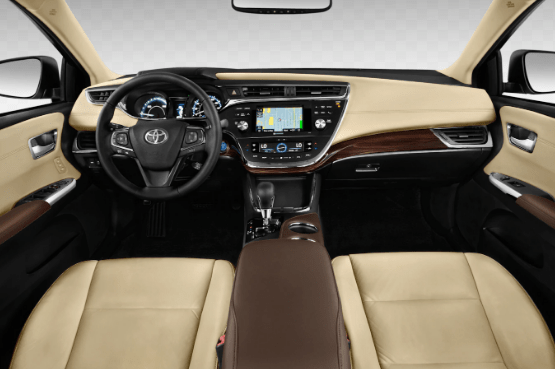 2015 Toyota Avalon Hybrid Interior and Redesign