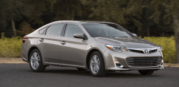 2015 Toyota Avalon Hybrid Owners Manual and Concept