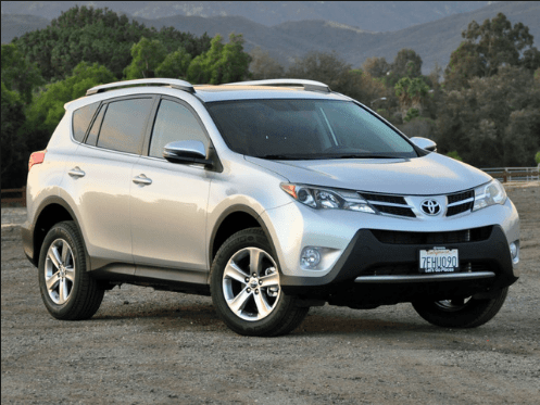 2015 Toyota RAV4 Owners Manual and Concept
