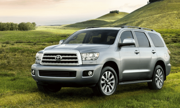 2015 Toyota Sequoia Owners Manual and Concept