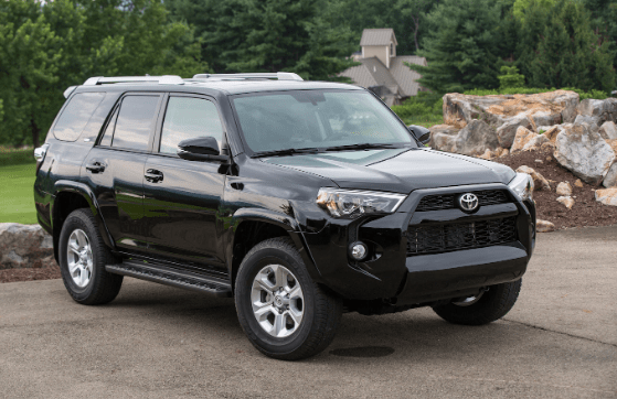 2015 Toyota 4Runner Owners Manual and Concept