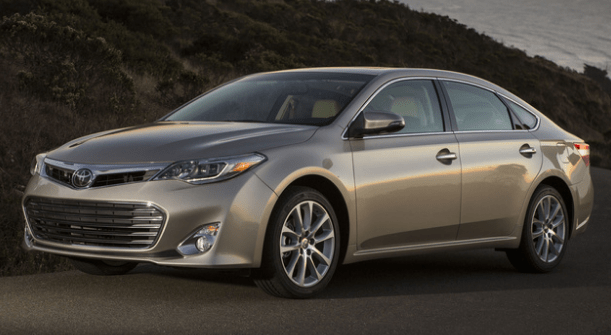 2015 Toyota Avalon Owners Manual and Concept