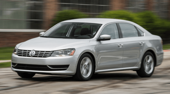 2015 Volkswagen Passat Owners Manual