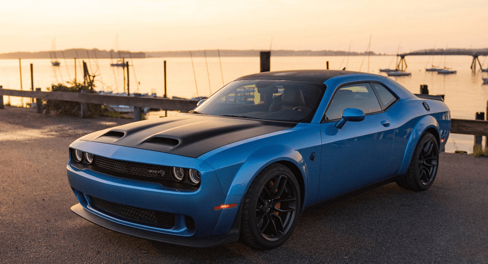 2018 Dodge Challenger Owners Manual
