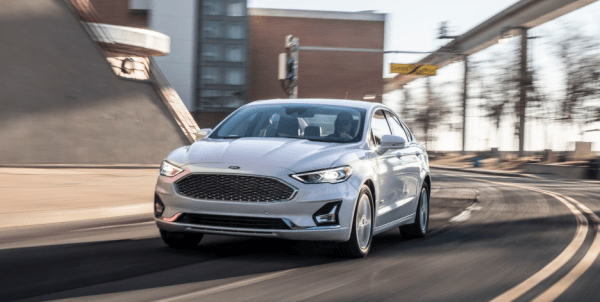 2019 Ford Fusion Energi Release Date