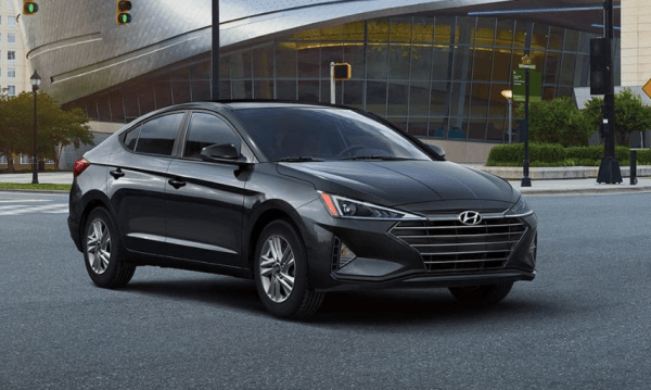 2020 Hyundai Elantra Owners Manual