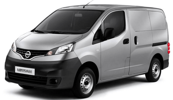 2013 Nissan NV200 Owners Manual