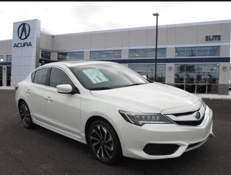 2018 Acura ILX Owners Manual