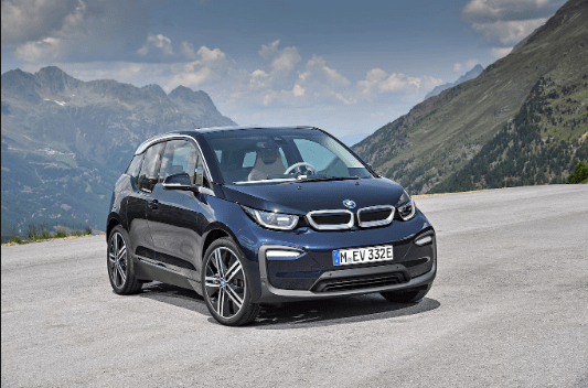 2018 BMW i3 Owners Manual