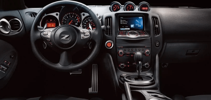 2019 Nissan 370Z Roadster Interior