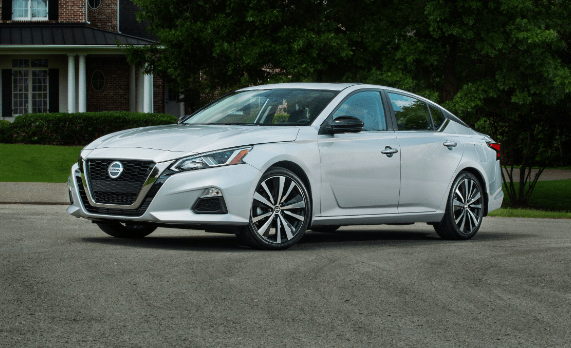 2019 Nissan Altima Owners Manual