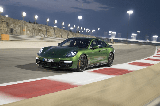 2019 Porsche Panamera Owners Manual