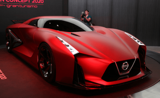 2020 Nissan GT-R Owners Manual