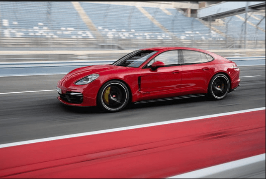 2020 Porsche Panamera Owners Manual