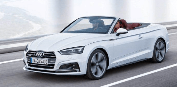 2018 Audi S5 Cabriolet Owners Manual