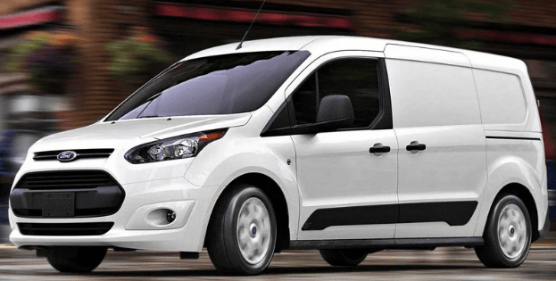 2018 Ford Transit Connect Van Owners Manual