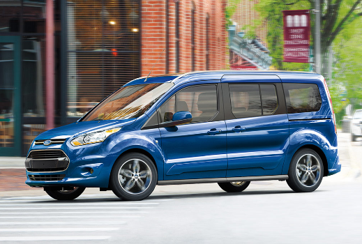 2018 Ford Transit Connect Wagon Owners Manual Owners border=