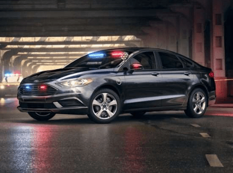 2019 Ford Special Service Plug-In Hybrid Owners Manual