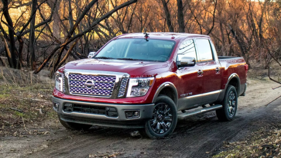 2019 Nissan Titan Owners Manual