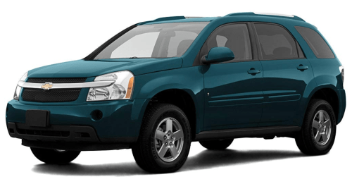 2007 Chevrolet Equinox Owners Manual
