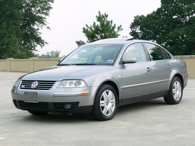 2003 Volkswagen Passat Owners Manual   Owners Manual USA