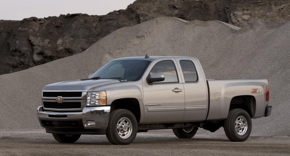 2009 Chevrolet Silverado 1500 Owners Manual