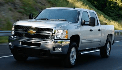 2011 Chevrolet Silverado 2500 Owners Manual