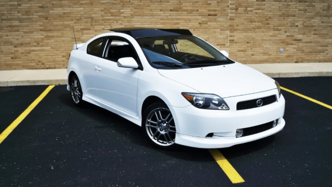 2007 Scion tC Owners Manual and Concept