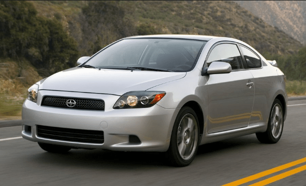 2008 Scion tC Owners Manual and Concept