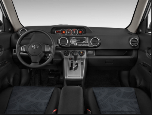 2008 Scion xB Interior and Redesign