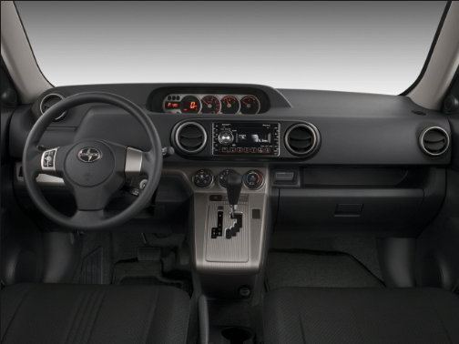2008 Scion xD Interior and Redesign