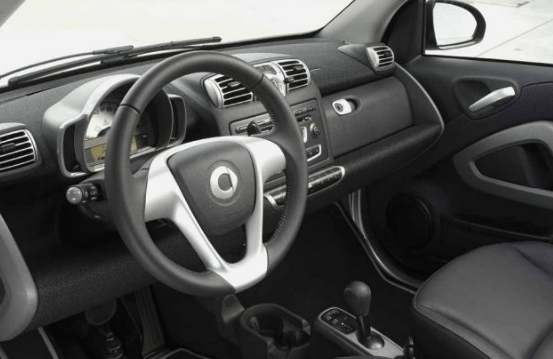 2008 Smart Fortwo Interior and Redesign
