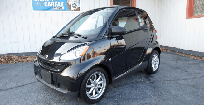 2009 Smart ForTwo Owners Manual and Concept