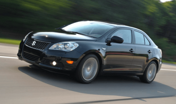 2010 Suzuki Kizashi Owners Manual and Concept