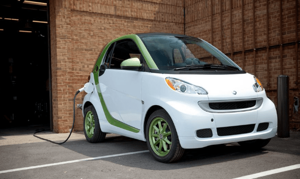 2011 Smart ForTwo Electric Drive Owners Manual and Concept