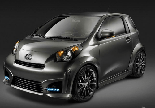 2011 Scion iQ Owners Manual and Concept
