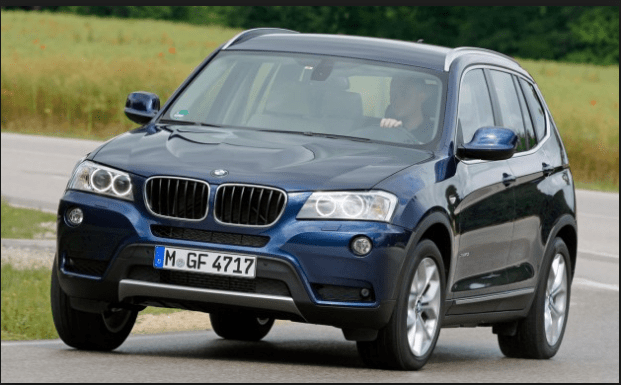 2013 BMW X3 Owners Manual and Concept