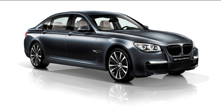2014 BMW 7 Series Owners Manual and Concept