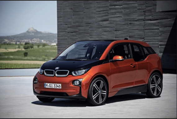 2014 BMW i3 Owners Manual and Concept