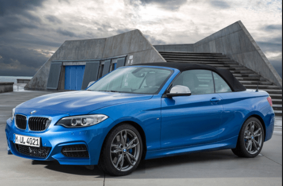 2015 BMW 2 Series Owners Manual and Concept