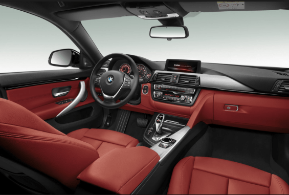 2015 BMW 4 Series Gran Coupe Interior and Redesign