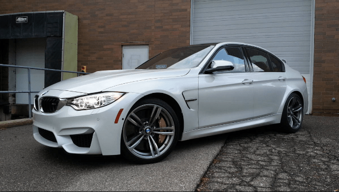 2015 BMW M3 Owners Manual and Concept