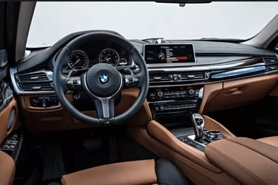 2015 BMW X6 Interior and Redesign